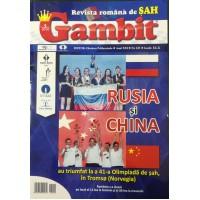 Revista Gambit nr 5/2014