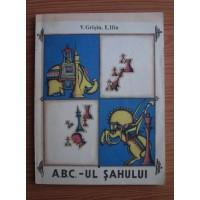ABC-ul sahului sau primii pasi in lumea jocului de sah