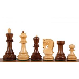 Piese șah Zagreb brown