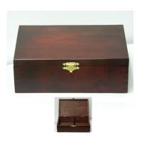 Cutie de lemn pentru piese sah nr.6