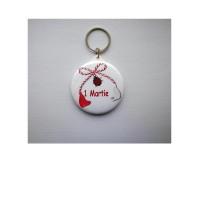 Breloc personalizat 1.Martie -Martisor