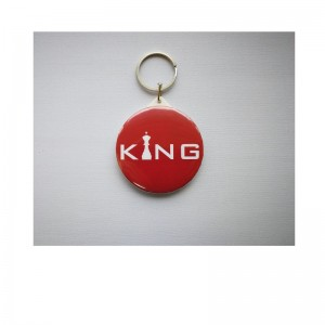 Breloc personalizat -King