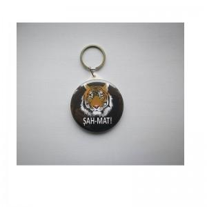 Breloc personalizat -Tigru
